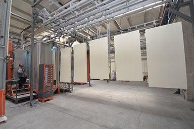 Dimak Fire Doors Factory