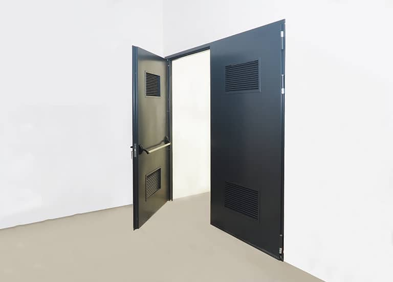 Non-Fire Rated Steel Doors