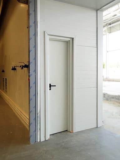 Dimak Fire Door Installation