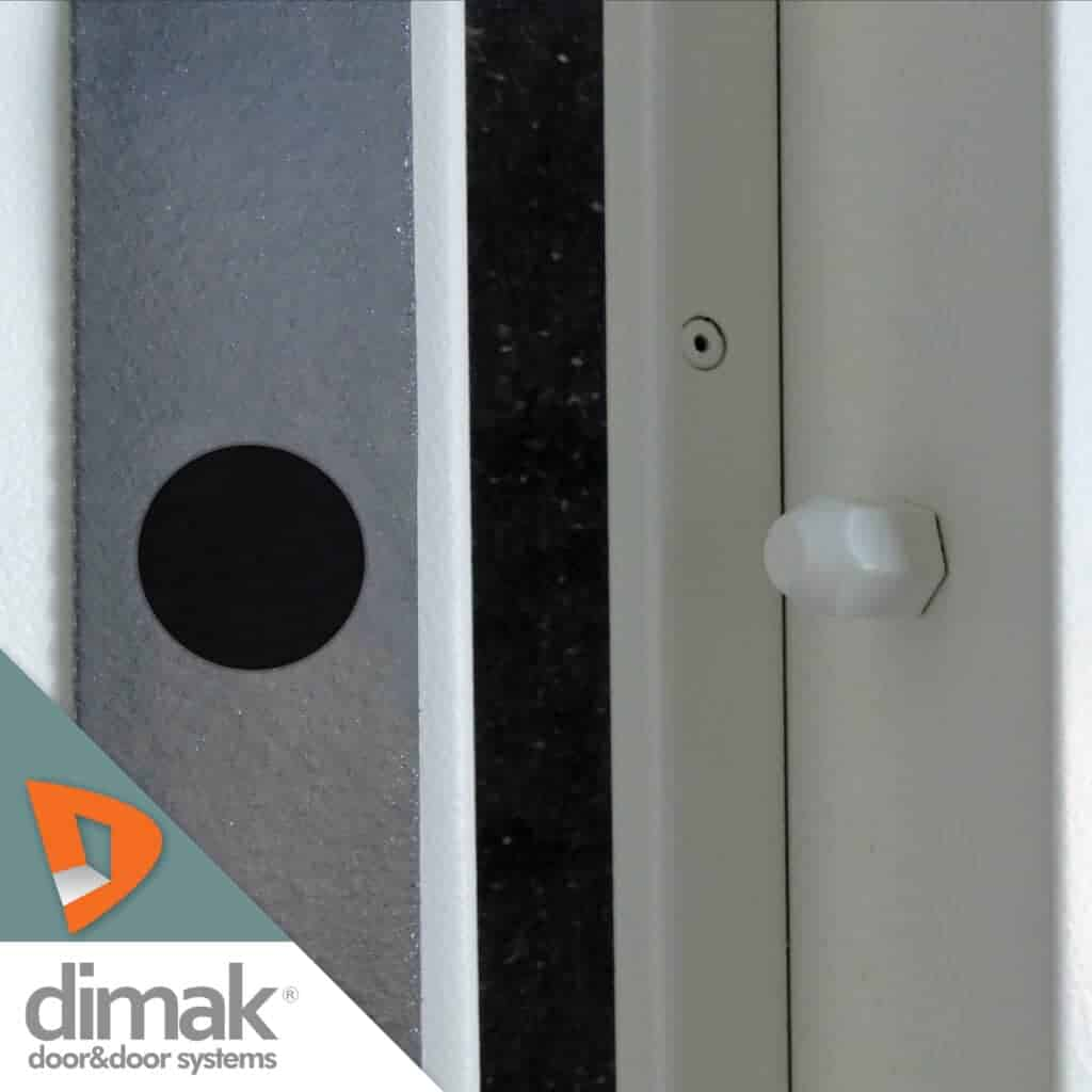 Fire Rated Steel Door-Kolin Construction