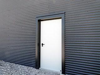 Dimak Fire Rated Steel Door