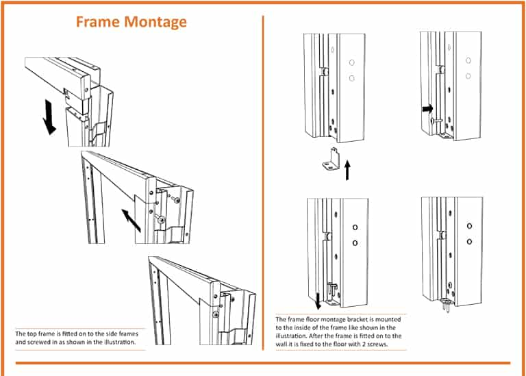 Fire Door Frame Installation